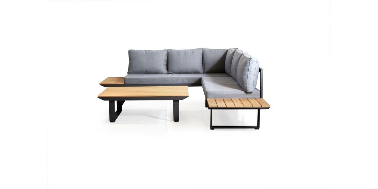 Kirch 5 Seater Corner Sofa Set