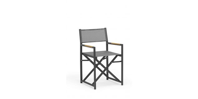 POLO ANT Director Chair Anthracite