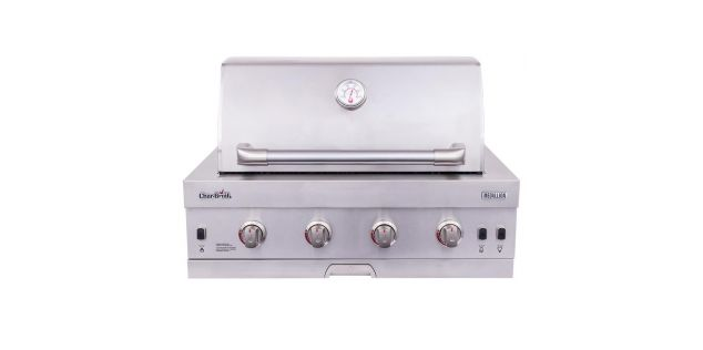 MEDALLION SERIES™ BUILT-IN 4-BURNER GRILL