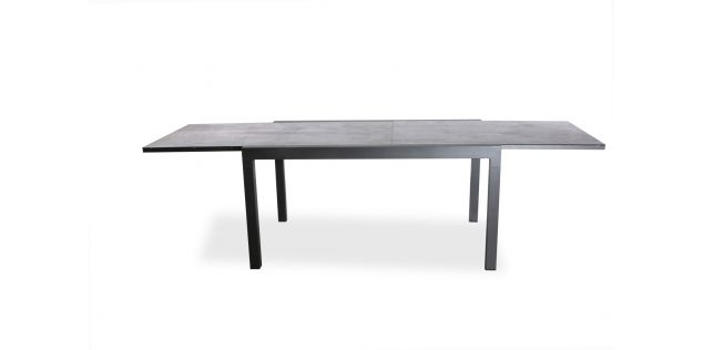 Hero Aluminum Extending Table