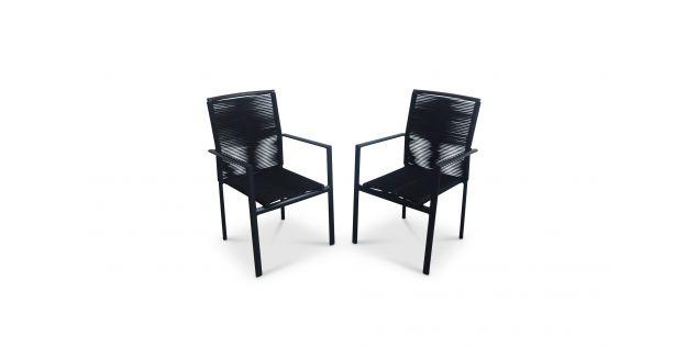 Beton Rope Dining Chair