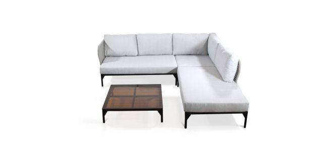 Venice 5 Seater Corner Sofa Set