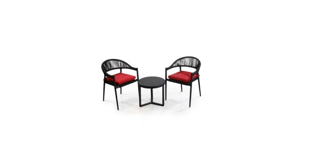 Athena 2 Seater Bistro Set
