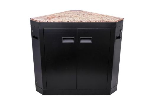 MEDALLION SERIES™ MODULAR OUTDOOR KITCHEN CORNER