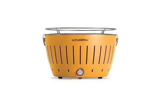 LotusGrill regular-Yellow