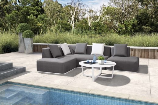 Gabrielle 5 Seater Corner Sofa Set