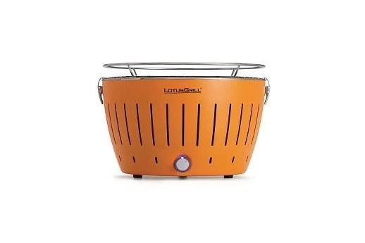LotusGrill regular-Orange