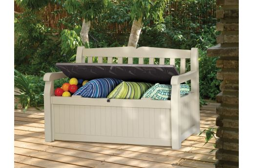 Eden Garden Outdoor Storage Bench