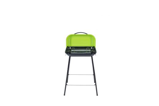 SOMAGIC HOLIDAY GRILL CHARCOAL BARBECUE GREEN