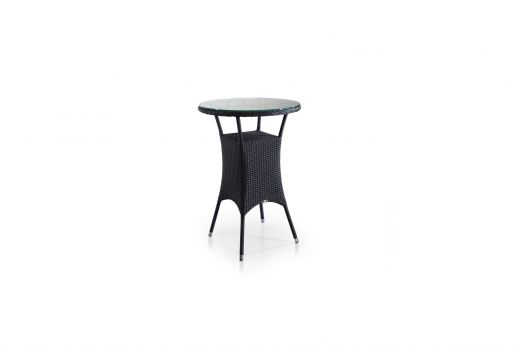 Lilia Rattan Bar Table
