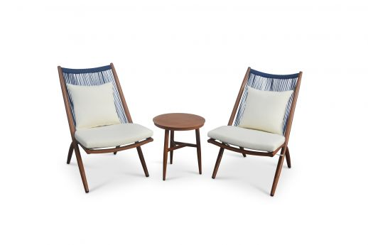 Robert 2 Seater Bistro Set